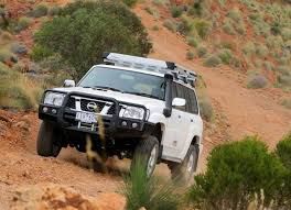 nissan safari off road nissan u0027s patrol wagon gets a final version just for australia