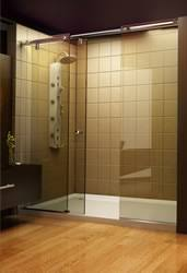 Non Glass Shower Doors Basco Shower Doors Are Great If Your Shower Is A Non Standard Size