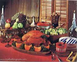 happy thanksgiving from the mid century menu the mid century menu