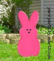 Hobby Lobby Easter Yard Decorations by 55 Best Easter Yard Art Wood Art Images On Pinterest Easter