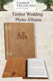 Wedding Albums And More Perfect For Photo Booth See Our Unique Wooden Wedding Guest Books