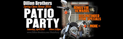 Harley Davidson Patio Lights by Past Motorcycle Events Calendar For Dillon Brothers