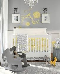 baby nursery decor small room corner crib placement yellow and