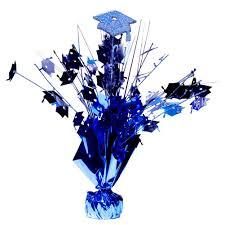 graduation cap centerpieces blue graduation cap centerpieces pkg 6 751634361059 ebay