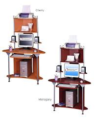 Corner Computer Tower Desk Appealing Corner Computer Workstation Desk Deluxe Corner Tower