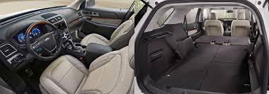 Ford Explorer 2016 Interior 2016 Ford Explorer New Car Review On Drivechicago Com