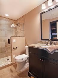 Wonderful Bathroom Design Ideas For Basement Photo Of Fine Worthy - Closet bathroom design