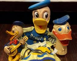 vintage donald duck etsy