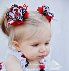 baby bow boutique ladybug pigtail hair bows boutique stacked ladybug hair bows