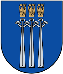 Flag Of Lithuania Picture File Coat Of Arms Of Druskininkai Lithuania Svg Wikimedia Commons