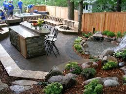 Backyard Landscaping Design Ideas On A Budget by Backyard Landscape Ideas On A Budget Landscape Backyard Ideas Zamp Co