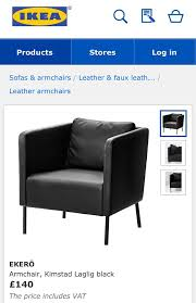 Ikea Sofas And Armchairs Confusion Over Ikea U0027leather U0027 Sofas That Are Actually Made From