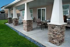 how to build a two story house how to build a covered patio attached to a house trellis style