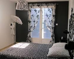 chambre baroque noir et chambre decoration baroque visuel 3