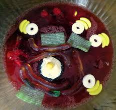the fantastic five jello animal cell