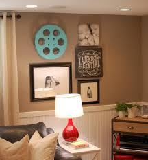 basement decor ideas home design