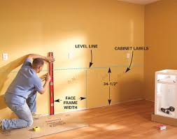 kitchens how to install kitchen cabinets cabinet replacement