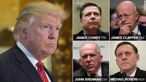 james comey gang of eight intel chiefs presented trump with claims of russian efforts to