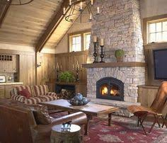 French Country Fireplace - give your kitchen a french country look french farmhouse