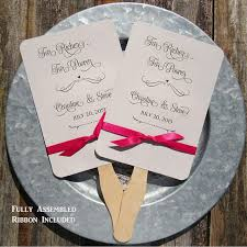wedding fan favors wedding fans custom wedding fans wedding favor fans