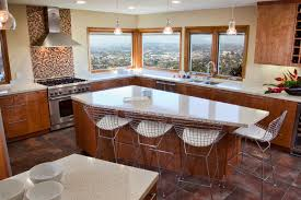 Full Overlay Kitchen Cabinets Custom Contemporary Kitchen Cabinets Alder Wood Java Finish Shaker