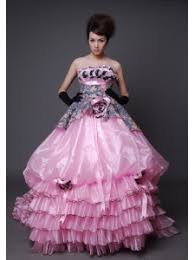 elegant quinceanera dress fashionos com