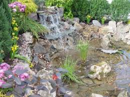 How To Make Backyard Pond by Finishing A Pond Finishing A Pond Howstuffworks