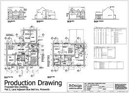 house plans drawings tiny house
