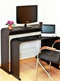 small modern computer desk impressive computer desk for small space coolest modern furniture