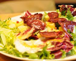 canard cuisine recette salade magret de canard et pomme découvrez cette recette de