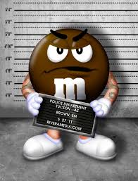 the real brown m and m story by davidrivera on deviantart