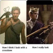 Daryl Dixon Memes - game of thrones vs walking dead memes page 12 of 20