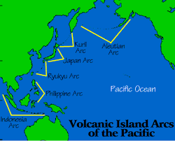 Map Of Aleutian Islands Copy Of Plate Tectonics By Morgan Larick