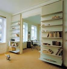 Room Divider Doors by Sliding Wall System From Raydoor The Elegant Room Dividing