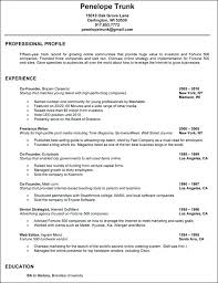 Excellent Good Resumes Examples by Great Example Resumes Best Software Testing Resume Example