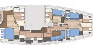Luxury Yacht Floor Plans by Adriana Yacht For Sale Jongert Luxury Sail Yacht Northrop