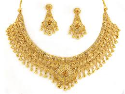new gold set indian jewelry gold search esther indian