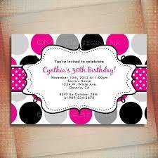 polka dots invitations pink polka dot invitations polka dot invitations birthday
