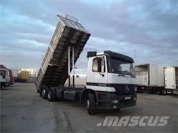 mercedes trucks for sale in usa used mercedes 2540 l 6x2 dump trucks for sale mascus usa