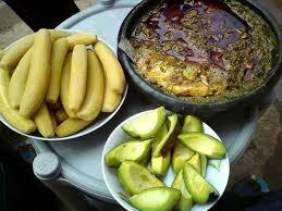 la bonne cuisine ivoirienne l apésié chez les bron ingredients le peuple bron akan de côte