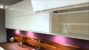 handleless kitchen cabinets white handleless kitchen lucente white youtube