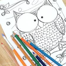 Owl Coloring Pages 100 Directions Coloring Pages Owl