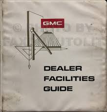 1974 gmc 1 2 3 4 u0026 1 ton truck overhaul manual original