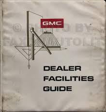 1974 gmc 1 2 3 4 u0026 1 ton truck overhaul manual original