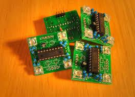 pic16f628 4 rgb led pwm controller semifluid