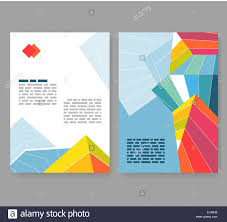 2 fold brochure template flyer leaflet booklet layout editable design template a4 2