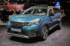 new peugeot all new peugeot 5008 is a 7 seater crossover in paris autoevolution