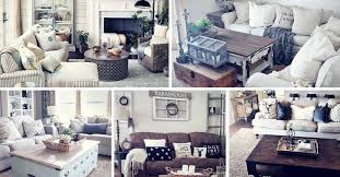 rustic home decorating ideas living room 27 rustic farmhouse living room decor ideas for your home homelovr