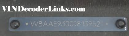 vindecoderlinks com vin decoder directory for modern 17 digit