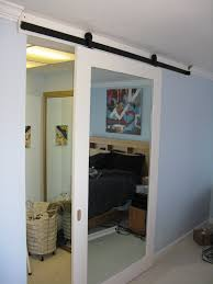 Sliding Mirror Closet Door Hardware This For Between Living Room And 4 Season Porch But With Am